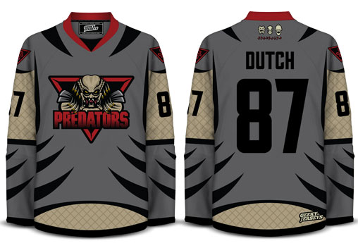 size 40 40b4f ca3f5 Geeky Jerseys | Only Available for a Limted Time! Predators