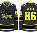 novelty hockey jerseys